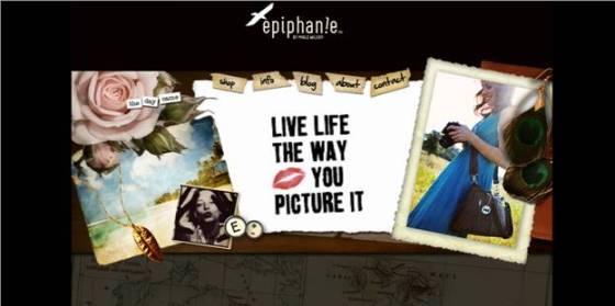 epiphanie bags homepage