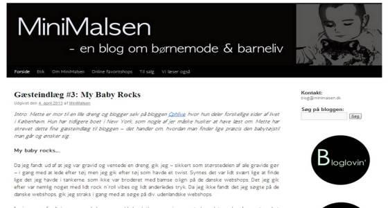 PrintScreen www.minimalsen.dk gæsteindlæg